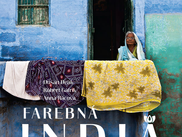 Incredible India (Farebná India)